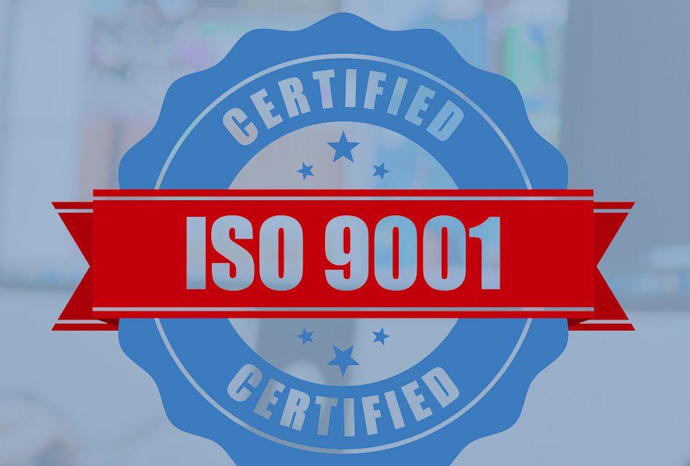 ISO 9001:2015 certification for C-Job Nikolayev